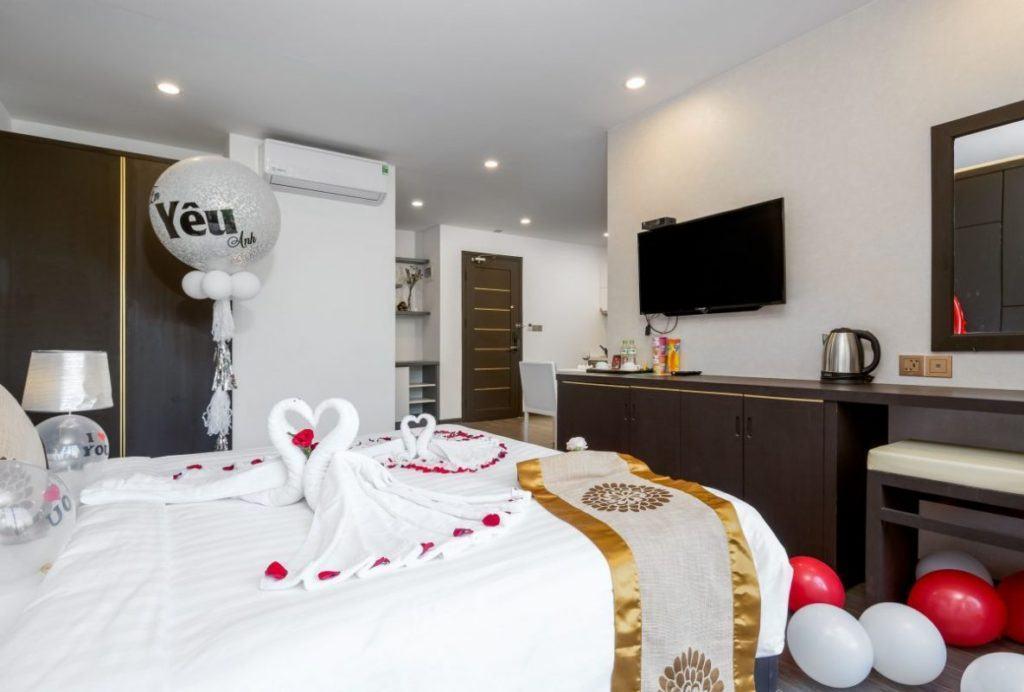 phòng khách sạn Hanami Hotel Đà Nẵng