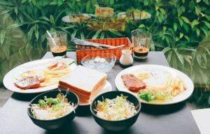 ẩm thực Đà Nẵng ngay tại Khách Sạn