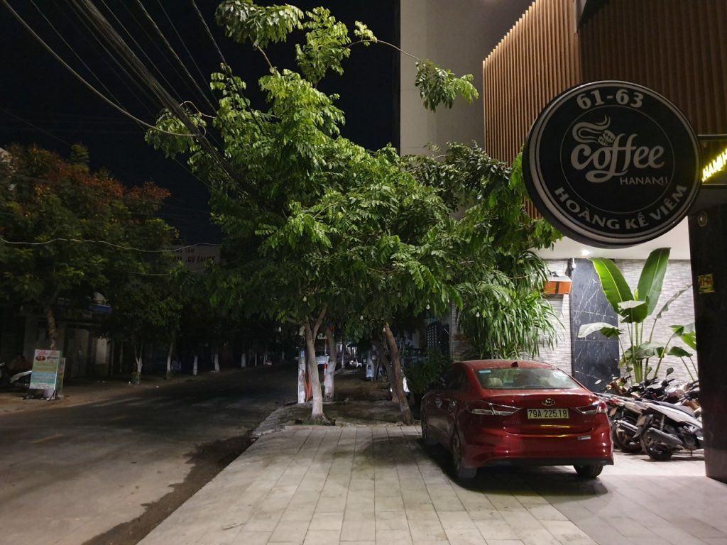 Khách sạn có đậu xe miễn phí Đà Nẵng