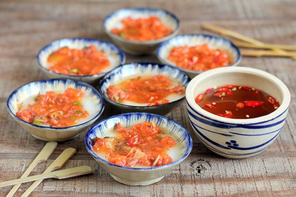 Bánh Bèo chén - Món ăn vặt Đà Nẵng dân dã