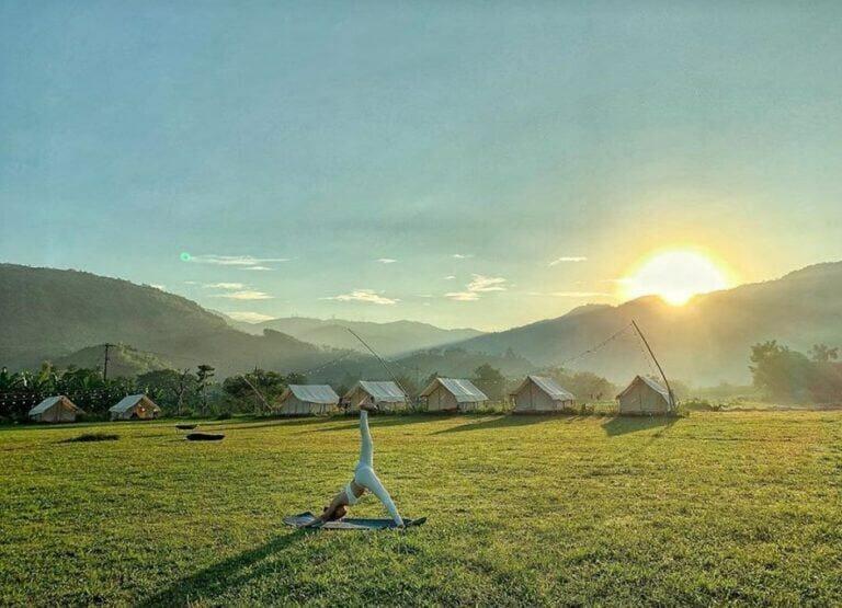 Yên Retreat Đà Nẵng khu du lịch sinh thái