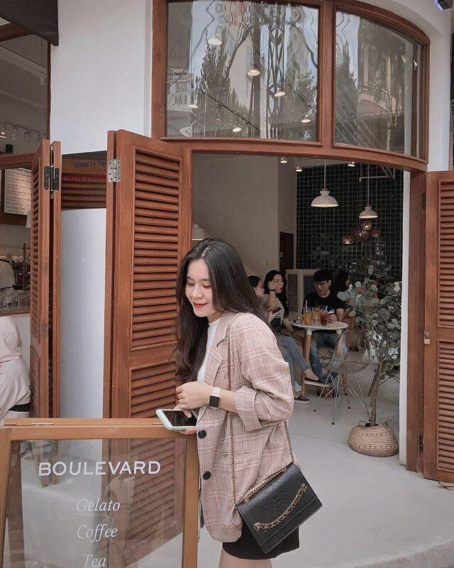 Boulevard Gelato & Coffee Đà Nẵng