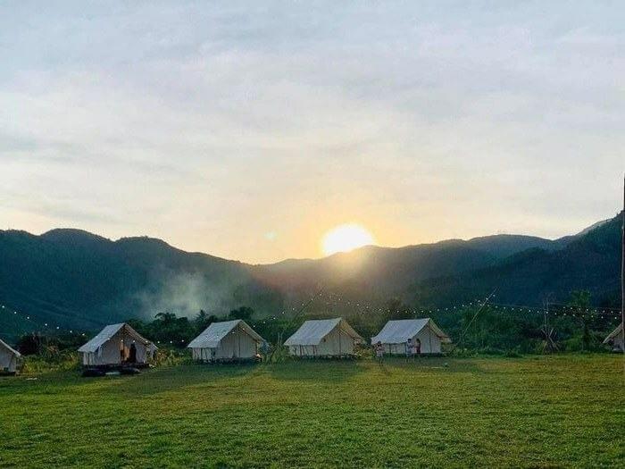 Khu du lịch sinh thái Yên Retreat Đà Nẵng