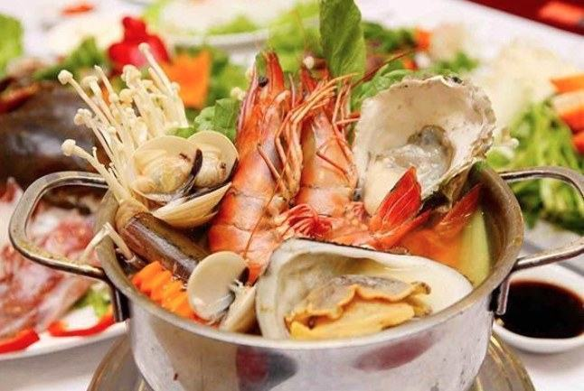Nhà hàng hải sản Thơ ý đà nẵng siêu tươi ngon