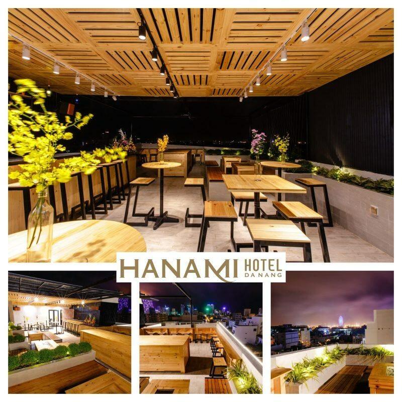 khách sạn đà nẵng gần biển giá rẻ Hanami hotel danang