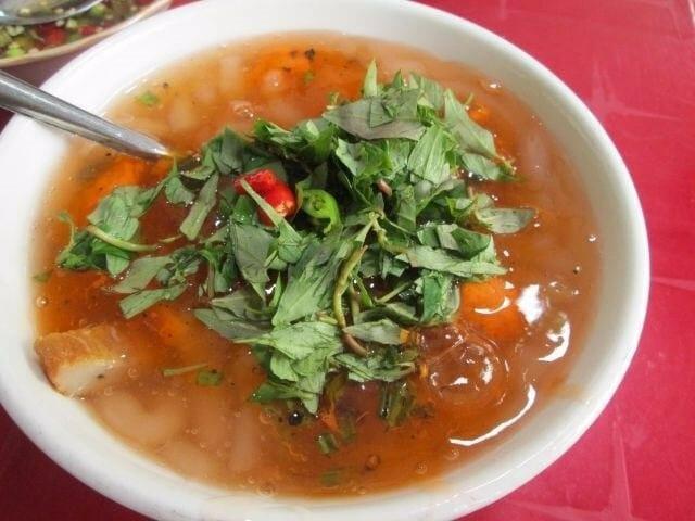 Bánh canh Nam Phổ - Võ văn tần đà nẵng