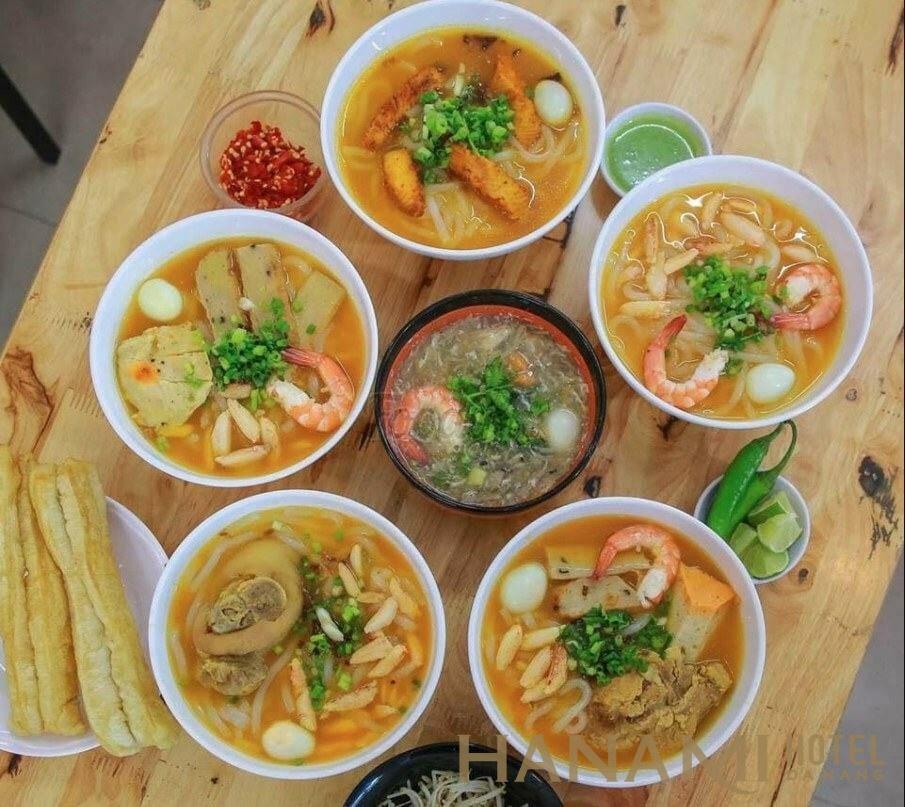 Bánh canh cua 102 Đà Nẵng