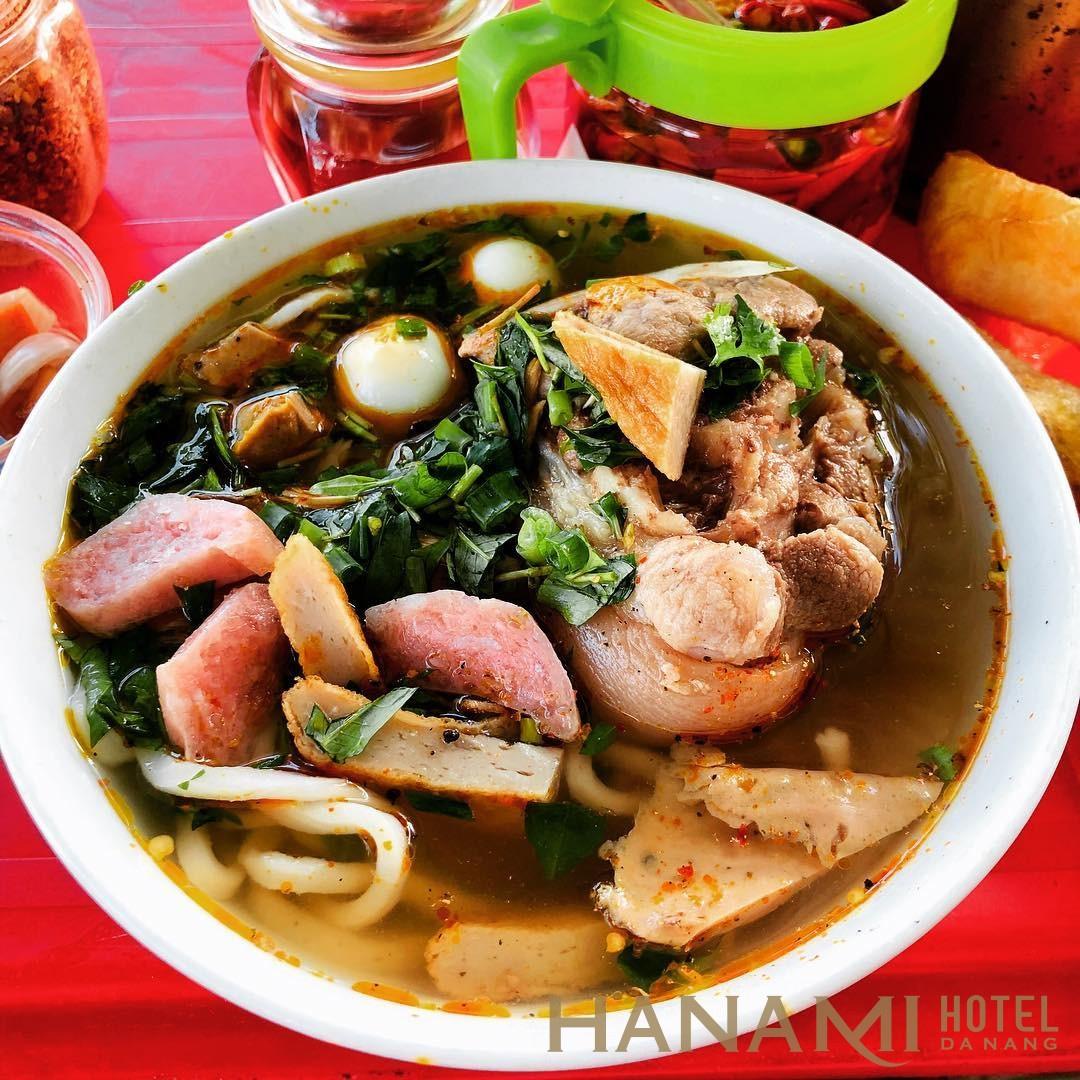 Bánh canh ruộng Hà Thị Thân Đà Nẵng ngon quá xá