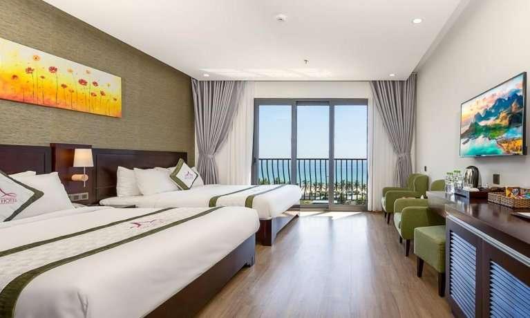 Khách sạn ven biển Aria Hotel Đà Nẵng