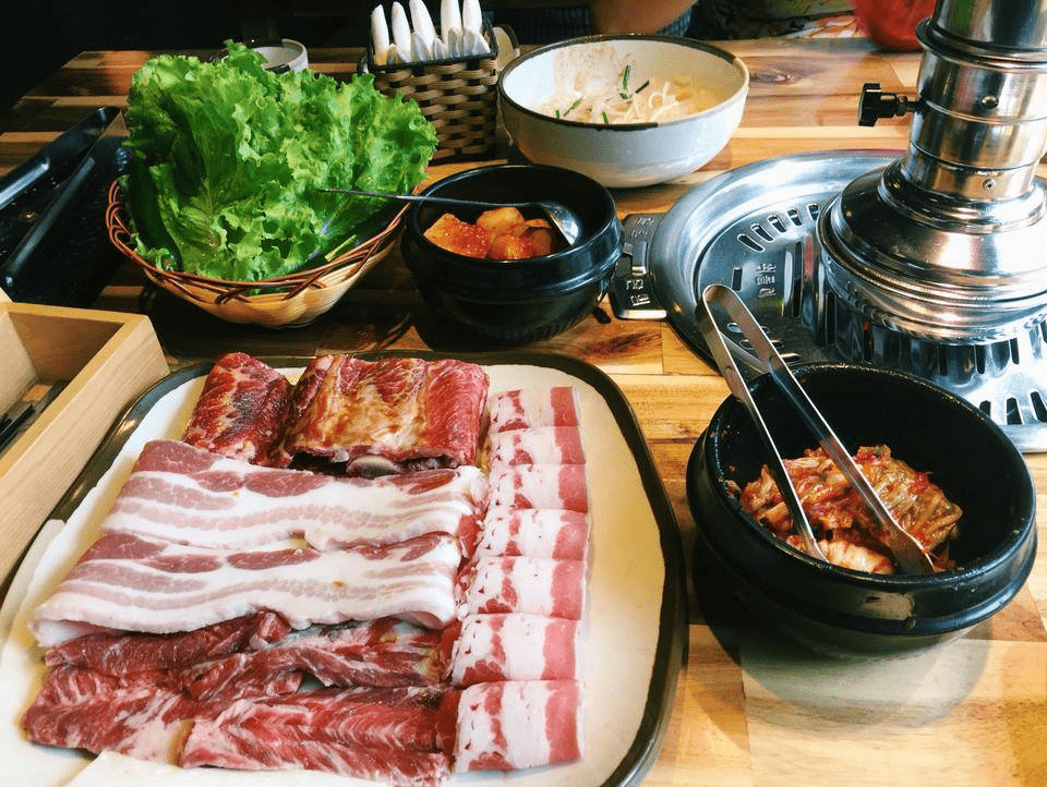 Quán thịt nướng Sumo Đà Nẵng