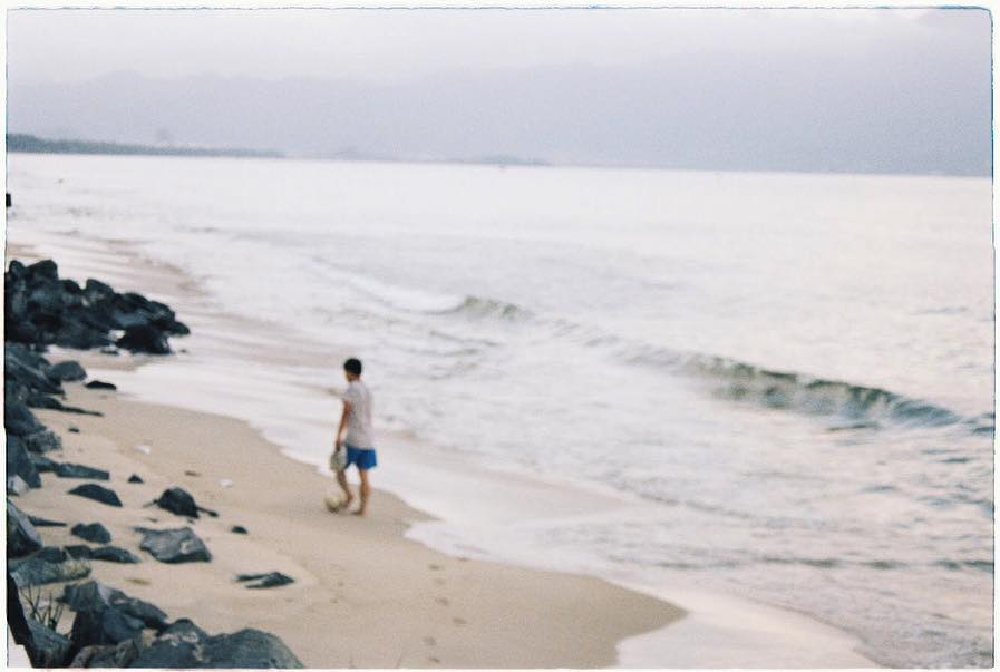bãi biển thanh bình Đà Nẵng