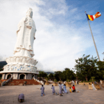 Chùa Linh Ứng Bãi Bụt Đà Nẵng: Bình yên nơi chốn Phật