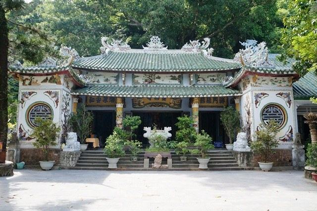 chùa linh ứng ngũ hành sơn đà nẵng