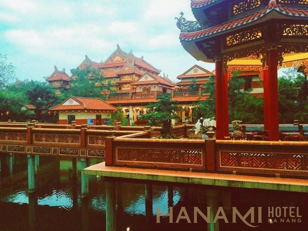 cảnh chùa nam sơn đà nẵng