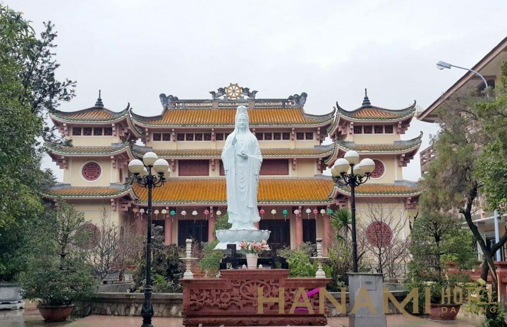 chùa phổ đà ở đà nẵng