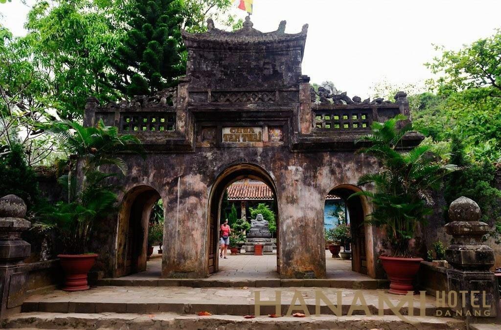 chùa tam thai ngũ hành sơn đà nẵng