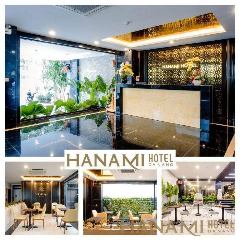 hanami hotel danang - khách sạn ven biển Đà Nẵng giá rẻ