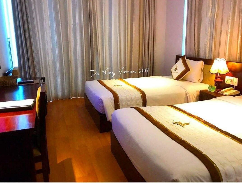 khác sạn ven biển Sea Castle Đà Nẵng