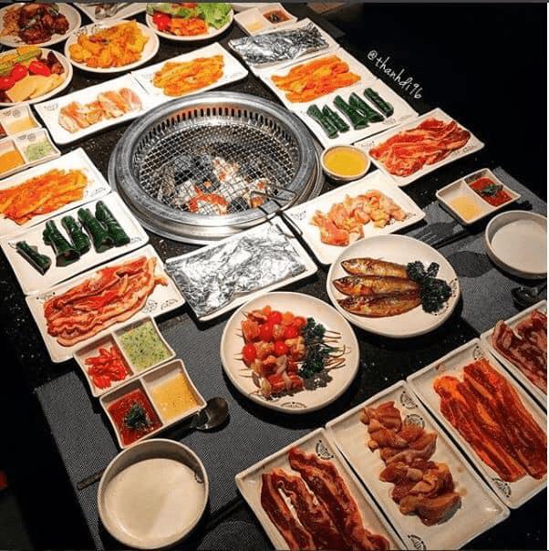 King BBQ Buffet Đà Nẵng