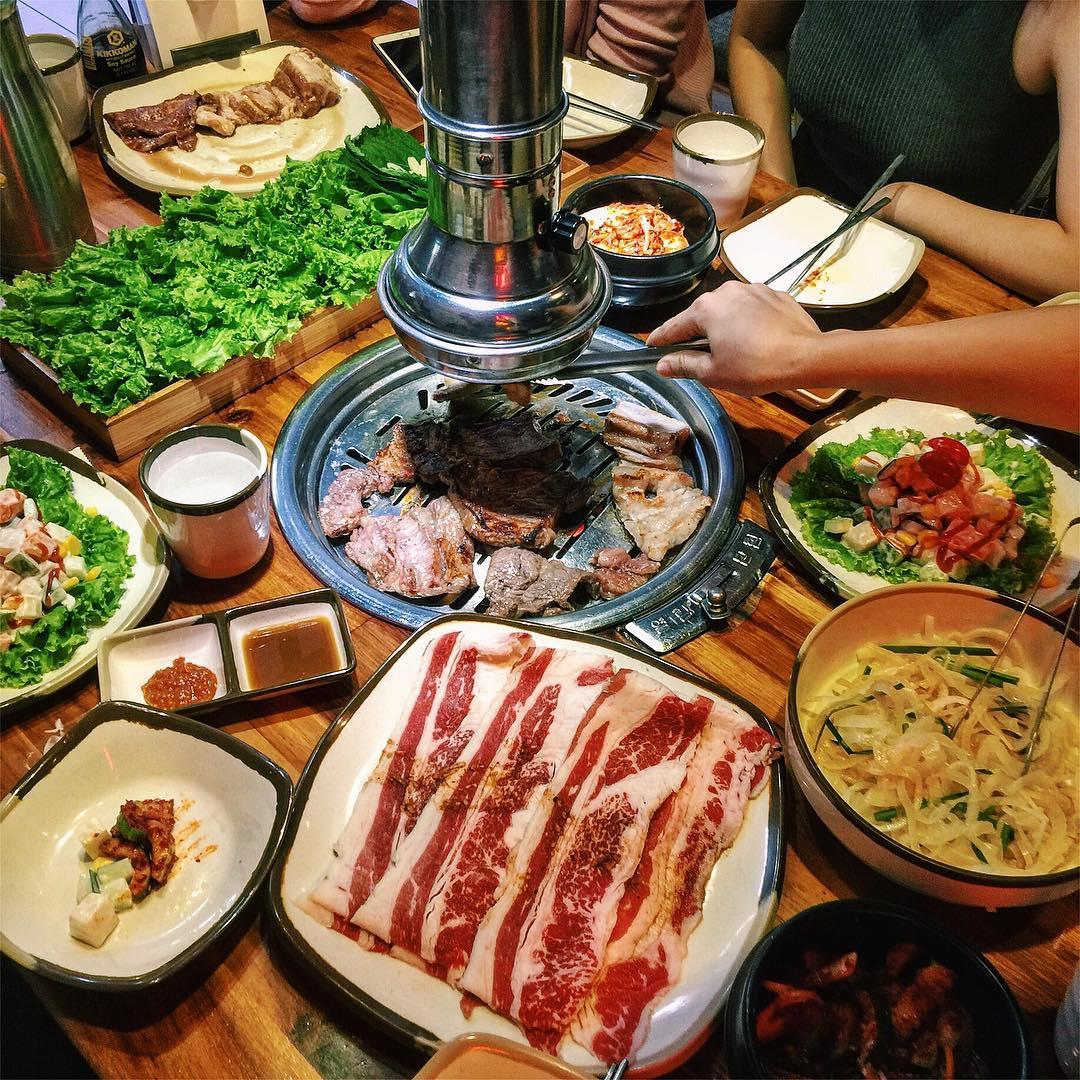 quán nướng Gogi House Đà Nẵng