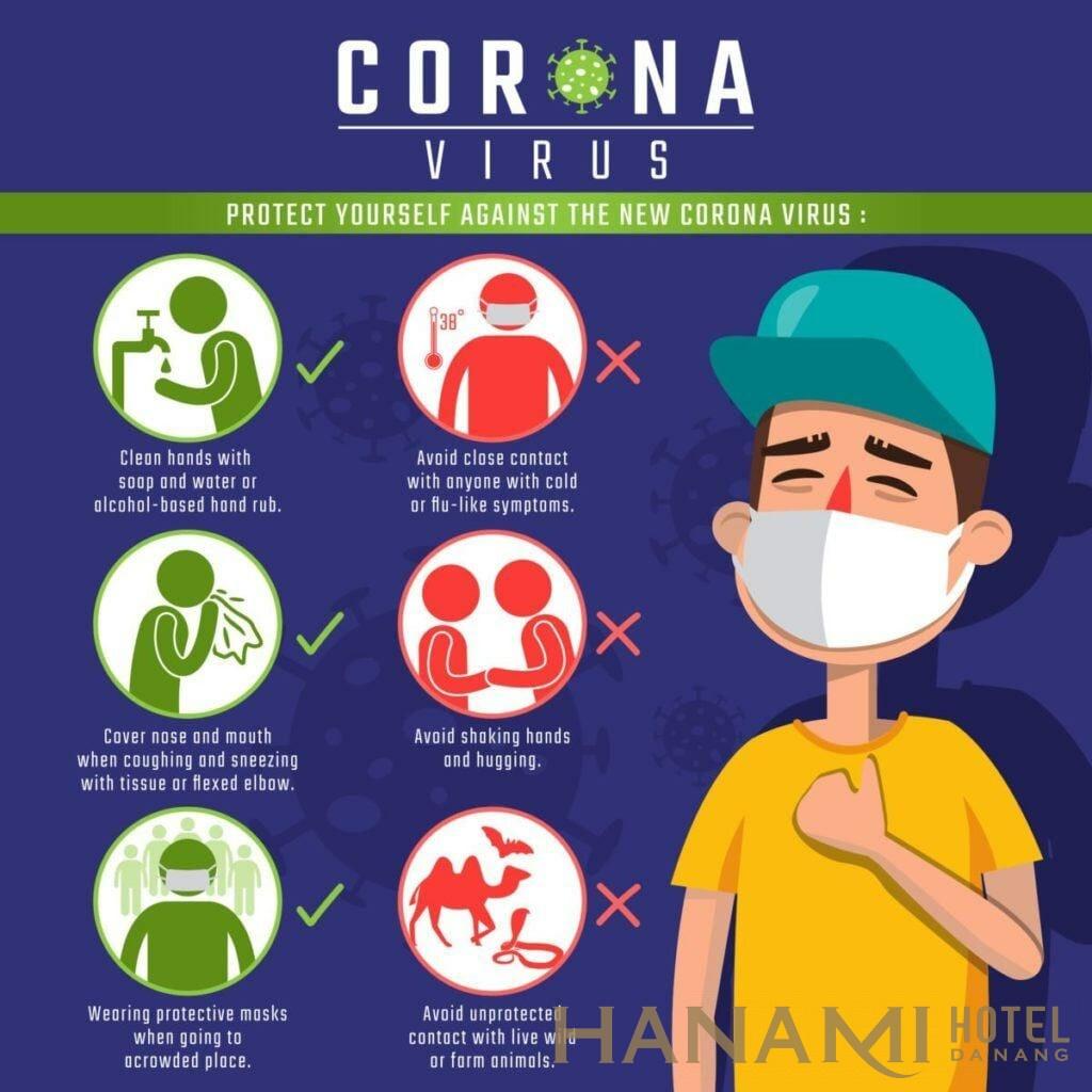 Các biện pháp phòng chống Corona