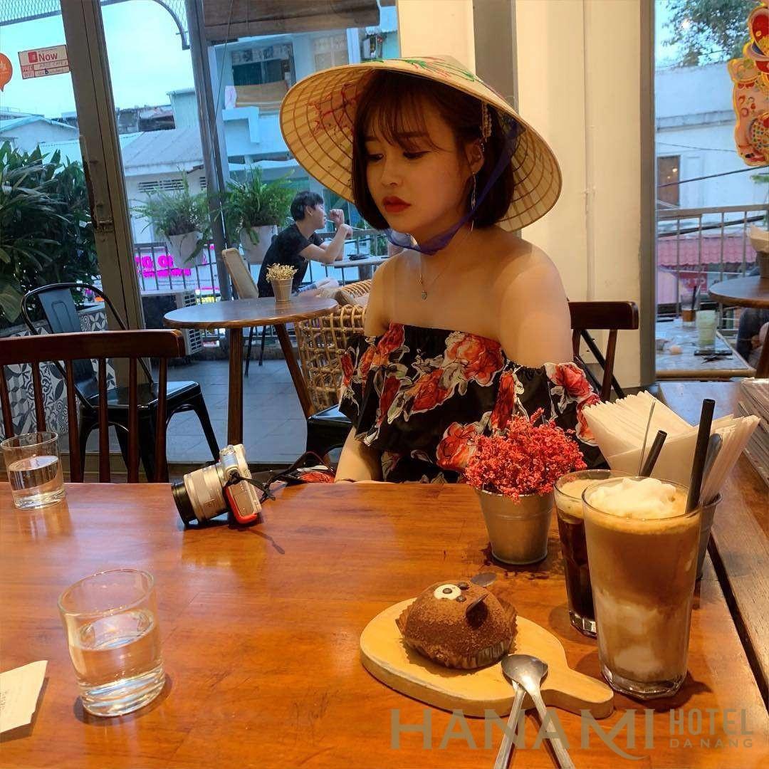 Aroi Dessert Cafe bên bờ sông Hàn thơ mộng