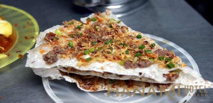 Bánh tráng kẹp kiệt đường Trần Kế Xương Đà Nẵng