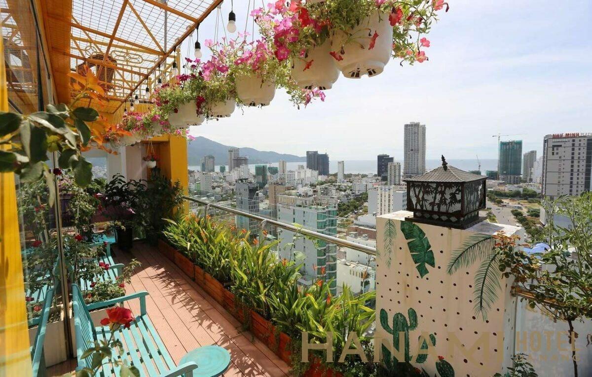 Cafe Sunset Bar - Luxtery Hotel Đà Nẵng