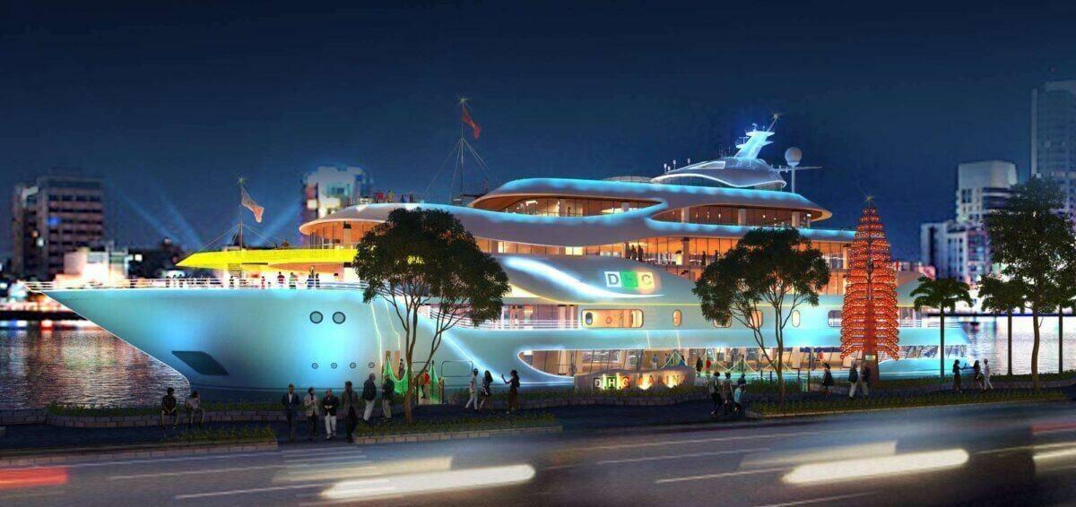 Du thuyền hạnh phúc - Happy Yacht Đà Nẵng
