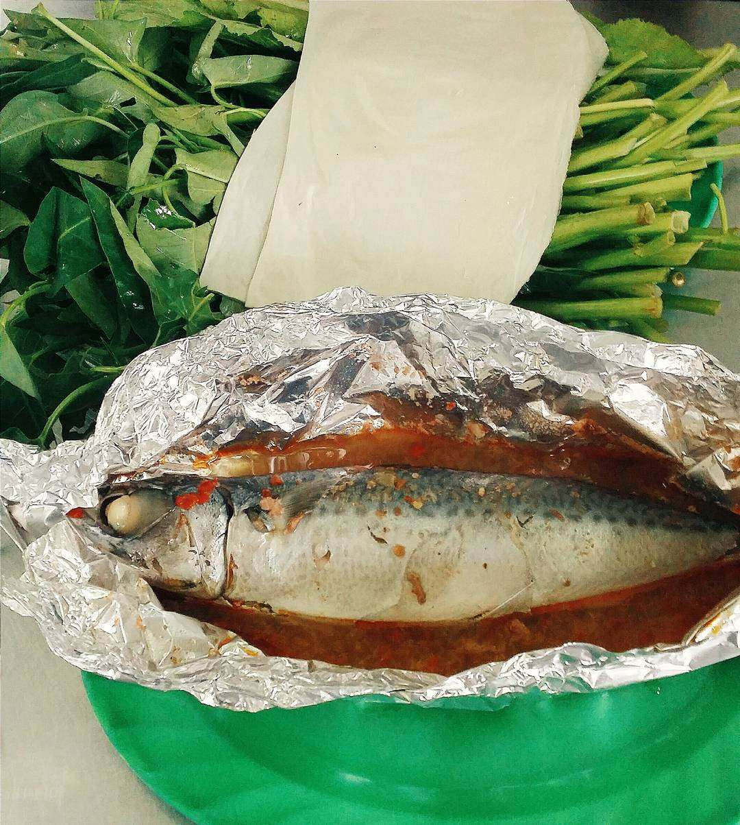 Hạnh Toại - Cá Nục hấp Cuốn bánh tráng & Bánh Tráng Thịt Heo Đà Nẵng