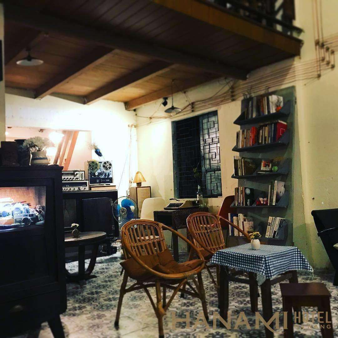 Lữ Café & Tea Đà Nẵng - Không gian yên tĩnh và riêng tư ở Lu Café & Tea luôn làm các cặp tình nhân hài lòng