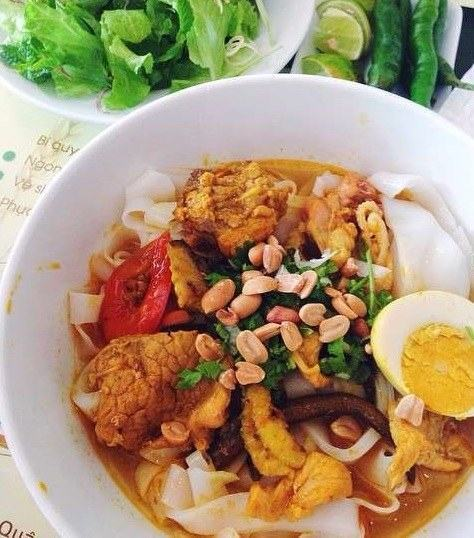 mì quảng quê đường đống đa Đà Nẵng