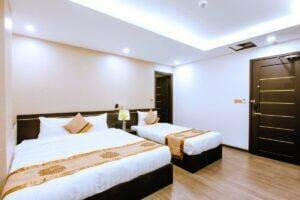 Phòng khách sạn gia đình