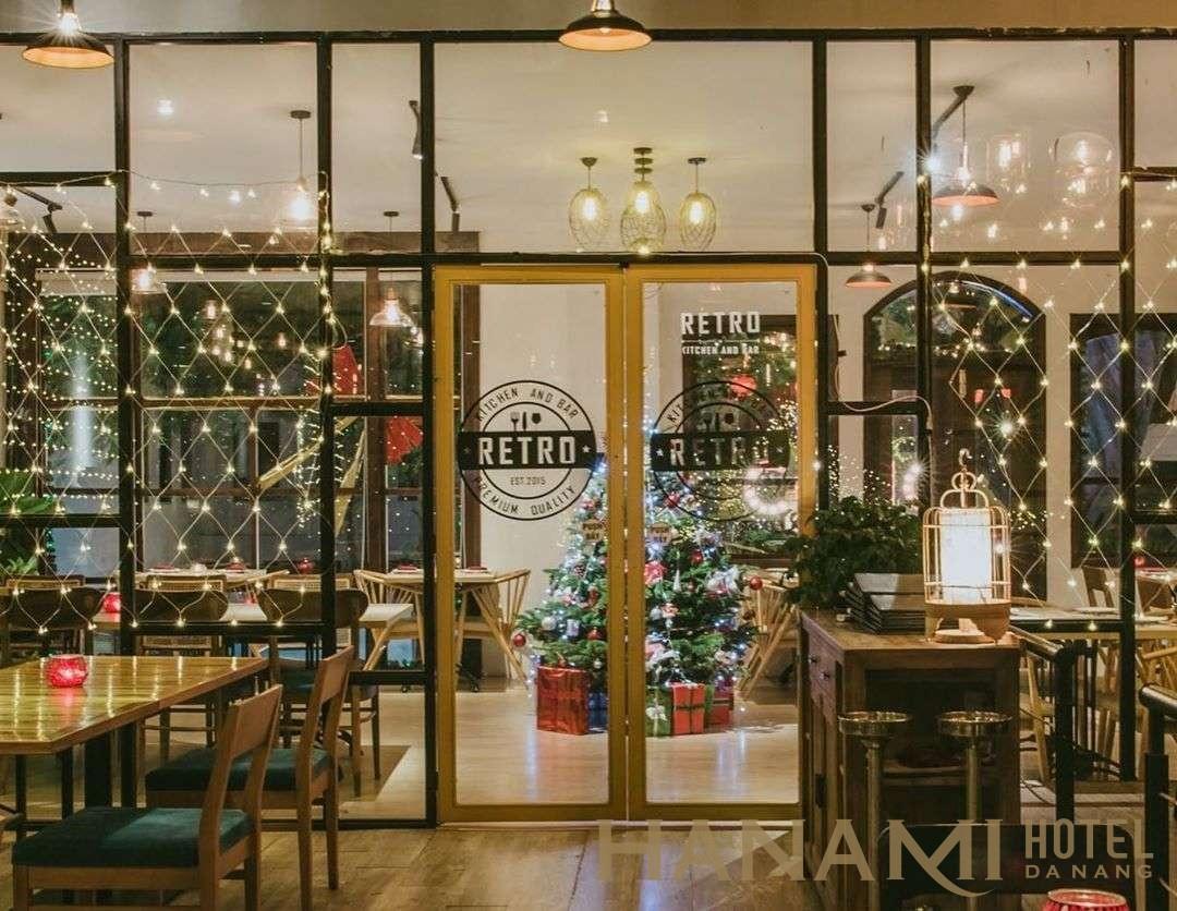 Retro Kitchen & Bar - quán cafe ấm áp cho mùa đông ở Đà Nẵng