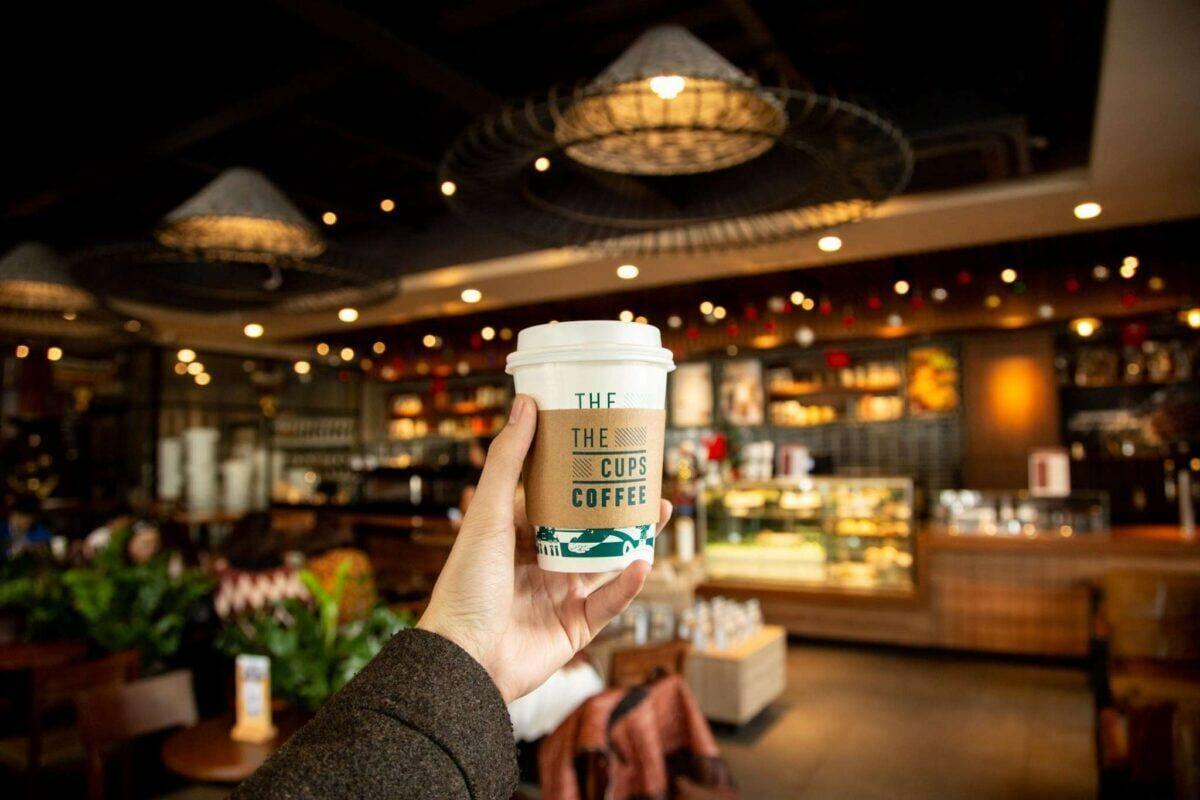 The Cup Coffee – Chuỗi quán cafe của người Đà Nẵng