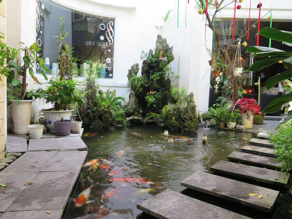 Villa cafe Đà Nẵng - cafe vườn đẹp ở Đà Nẵng