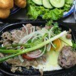 Top 10 địa điểm các quán Bò Né, Bò Bít Tết ngon có tiếng tại Đà Nẵng