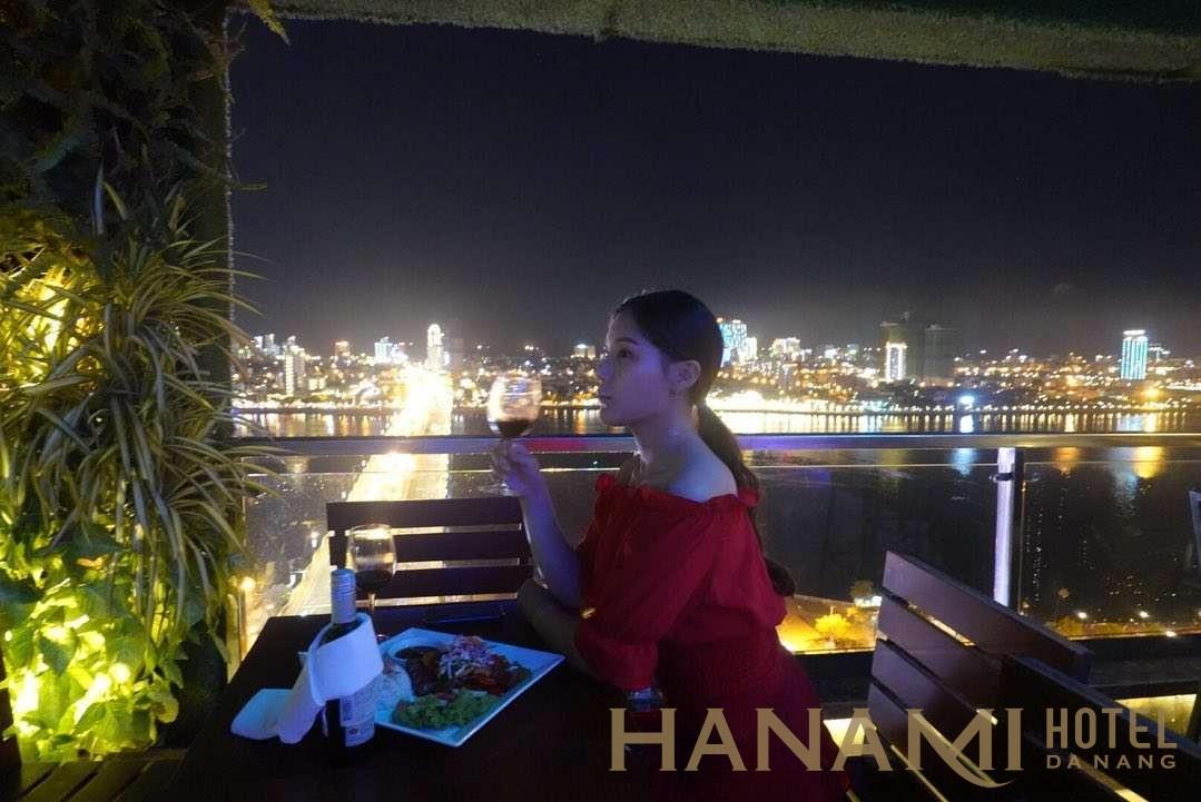 cafe Top View Bar – Vanda Hotel Đà Nẵng -