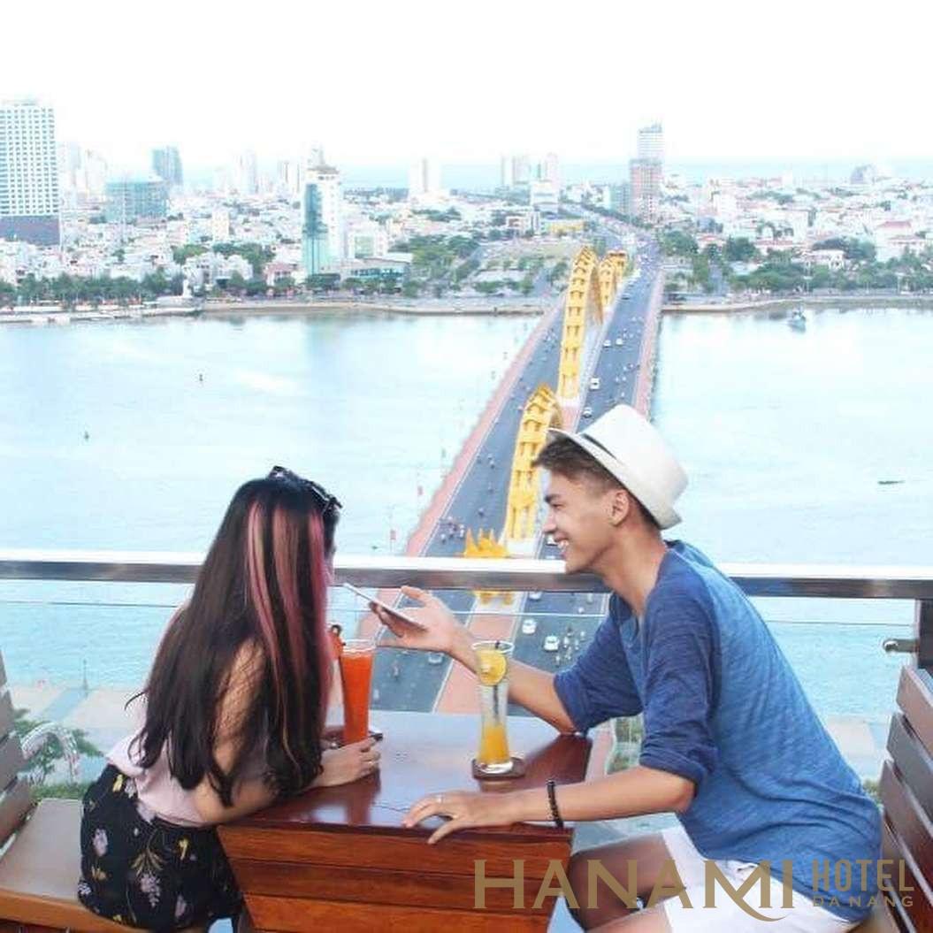 cafe Top View Bar – Vanda Hotel Đà Nẵng