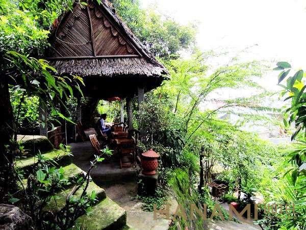 cafe núi đá Đà Nẵng