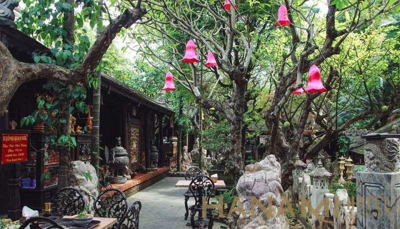 cafe vương không gian xưa Đà Nẵng