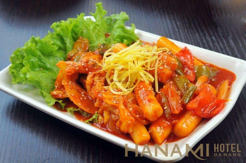 nhà hàng Korean Street Food Đà Nẵng