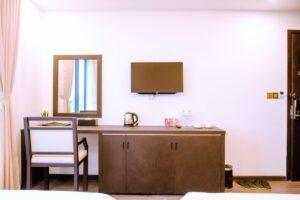 Nội thất phòng khách sạn cao cấp