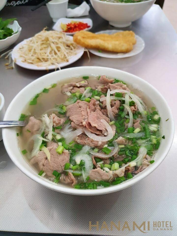 phở Phú Gia Việt Béo nổi tiếng Đà Nẵng