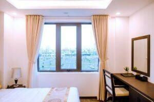 Phòng có cửa sổ rộng