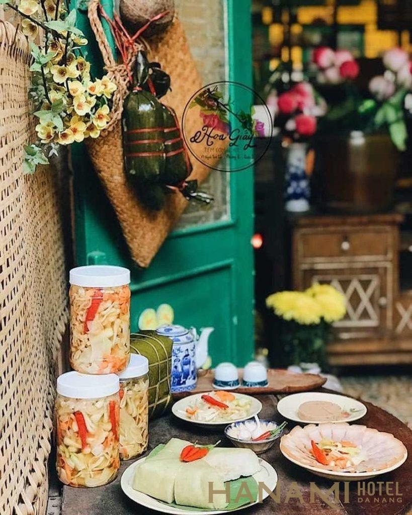 cơm mẹ nấu Việt Nam
