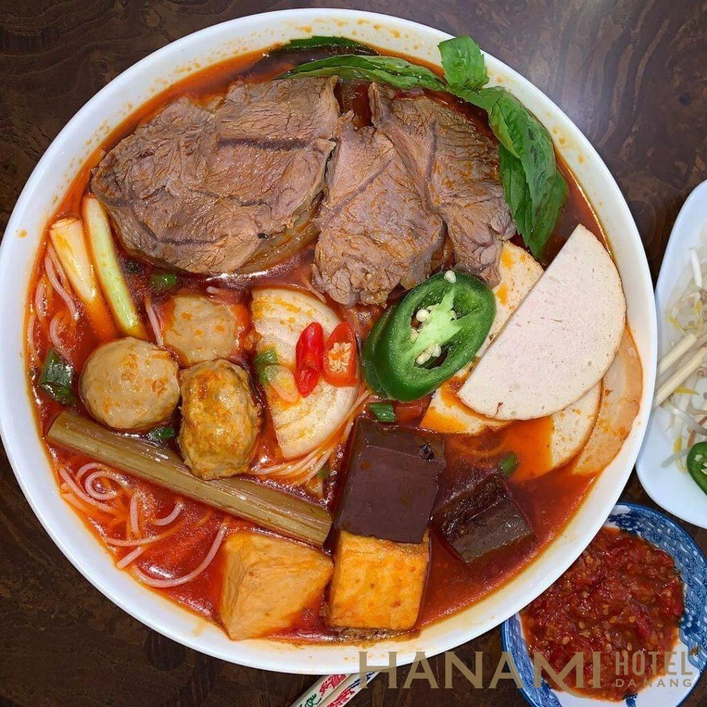 Bún bò Đà Nẵng