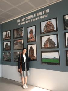 Viếng thăm bảo tàng chăm khi du lịch Đà Nẵng