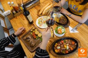 Star beef - Nhà hàng ốp la Đà Nẵng
