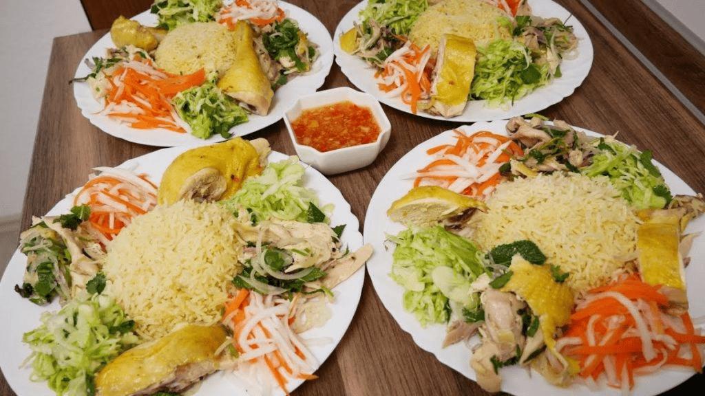 Món ăn khuya tại Đà Nẵng